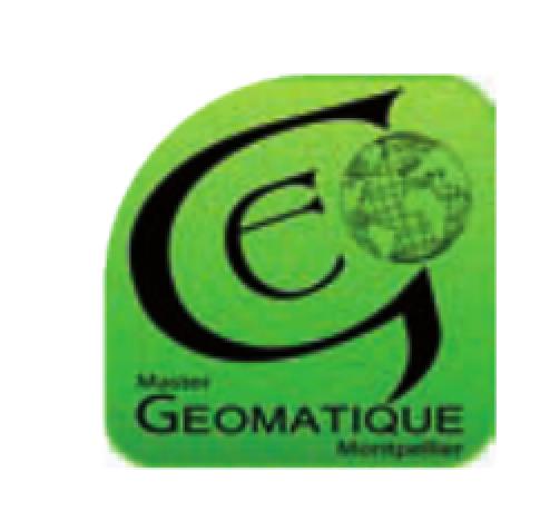 Master Géomatique Montpellier